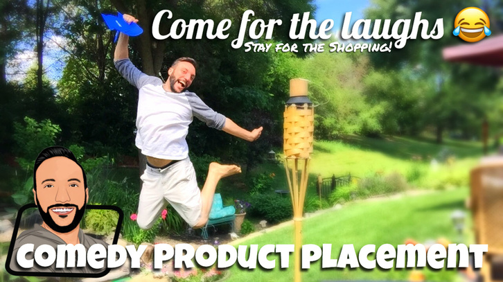 sell your products at comedyproductplacement.com